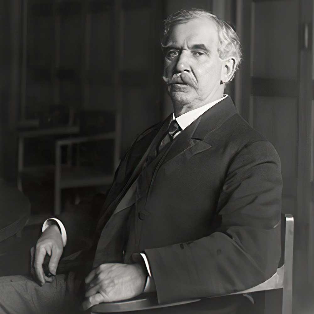 Henry Newbery portrait